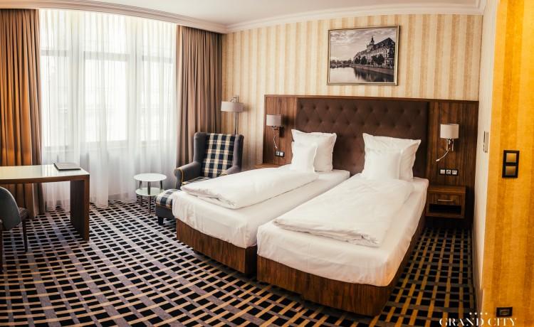 Hotel **** Grand City Hotel **** Wrocław / 18