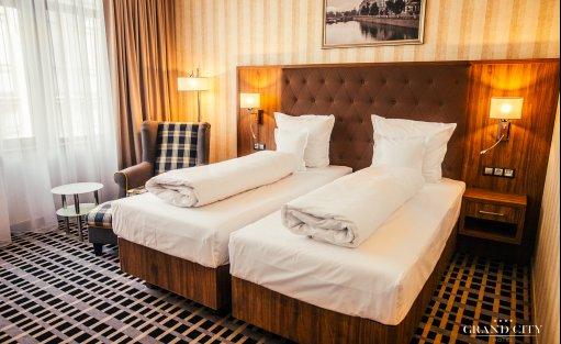 Hotel **** Grand City Hotel **** Wrocław / 17