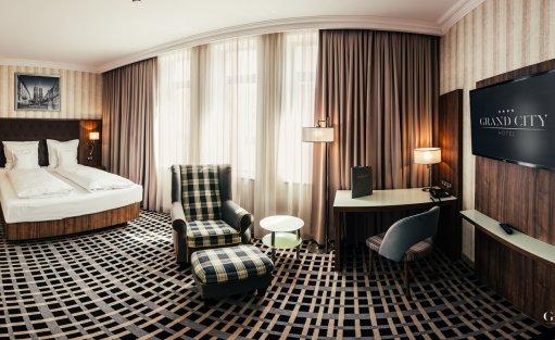 Hotel **** Grand City Hotel **** Wrocław / 9