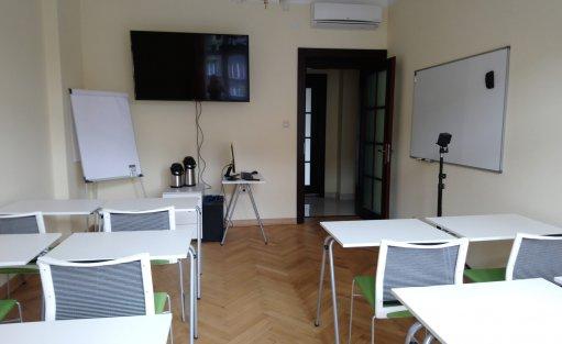 Sala szkoleniowa Sala szkoleniowa pCon w Centrum Krakowa / 1