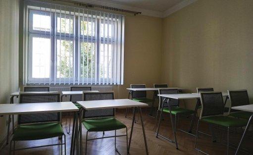 Sala szkoleniowa Sala szkoleniowa pCon w Centrum Krakowa / 0