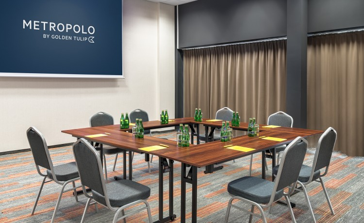 Hotel **** Metropolo by Golden Tulip / 5