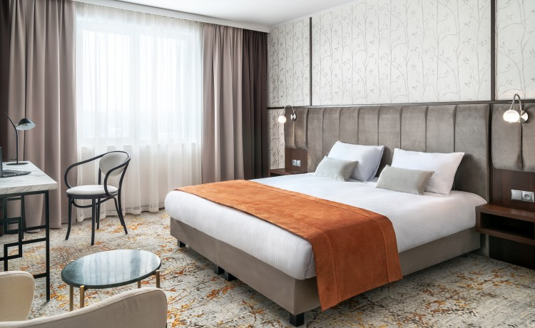 Hotel **** Metropolo by Golden Tulip / 10