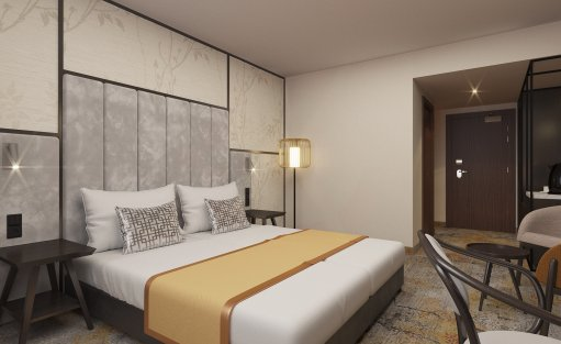 Hotel **** Metropolo by Golden Tulip / 0