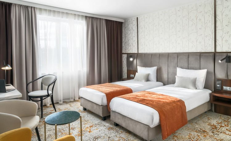 Hotel **** Metropolo by Golden Tulip / 8