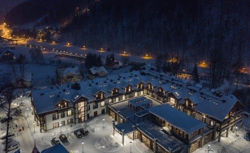 Hotel **** Hotel Szczawnica Park Resort & Spa**** / 0