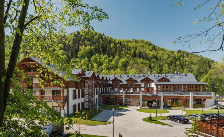 Hotel **** Hotel Szczawnica Park Resort & Spa**** / 1