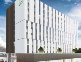 Holiday Inn Express i Staybridge Suites Gdańsk