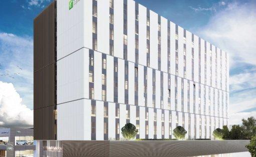 Holiday Inn Express i Staybridge Suites Gdańsk
