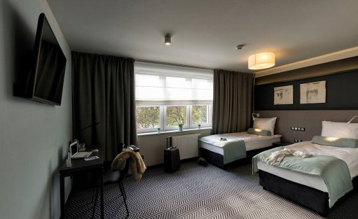 Hotel *** So Stay Hotel City & Business*** / 1