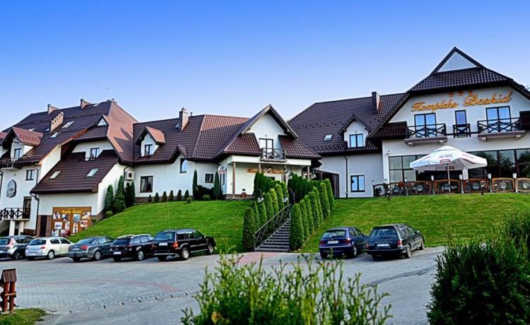 Hotel *** Kompleks BESKID Spytkowice / 1