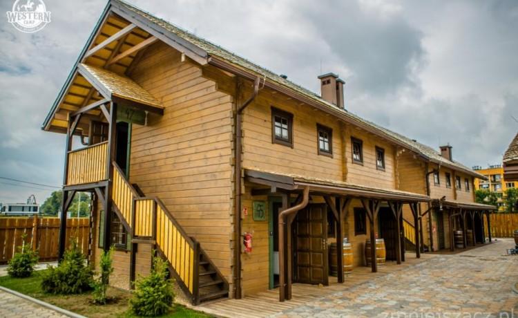Ośrodek szkoleniowo- wypoczynkowy Western Camp Resort / 3