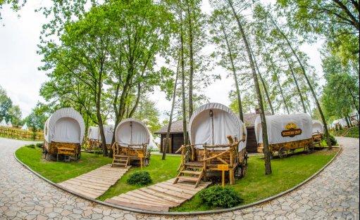Ośrodek szkoleniowo- wypoczynkowy Western Camp Resort / 7
