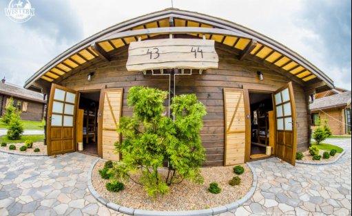 Ośrodek szkoleniowo- wypoczynkowy Western Camp Resort / 2