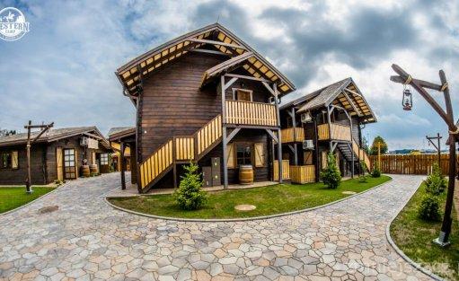 Ośrodek szkoleniowo- wypoczynkowy Western Camp Resort / 1