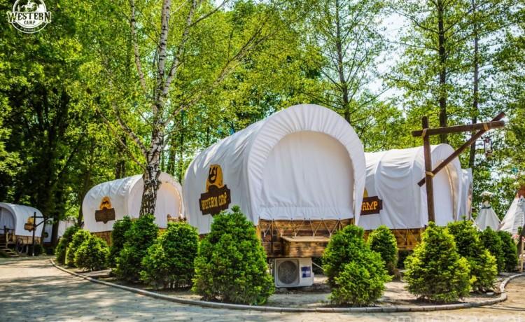 Ośrodek szkoleniowo- wypoczynkowy Western Camp Resort / 8
