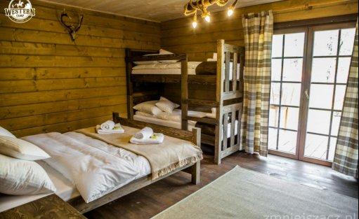 Ośrodek szkoleniowo- wypoczynkowy Western Camp Resort / 15