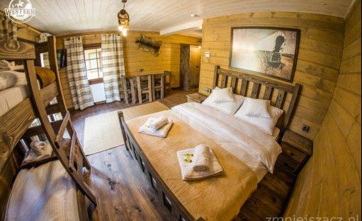 Ośrodek szkoleniowo- wypoczynkowy Western Camp Resort / 9