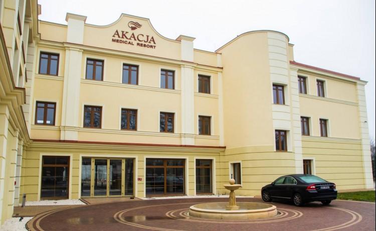 Obiekt szkoleniowo-wypoczynkowy Akacja Medical Resort / 0