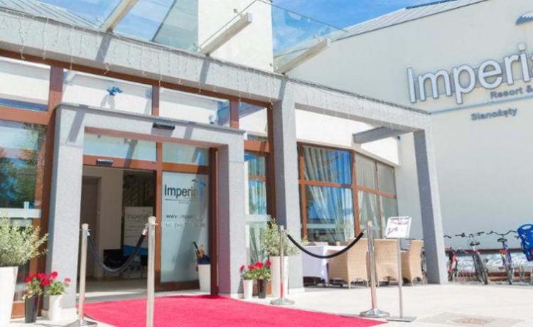 Obiekt szkoleniowo-wypoczynkowy Imperiall Resort & MediSpa / 2