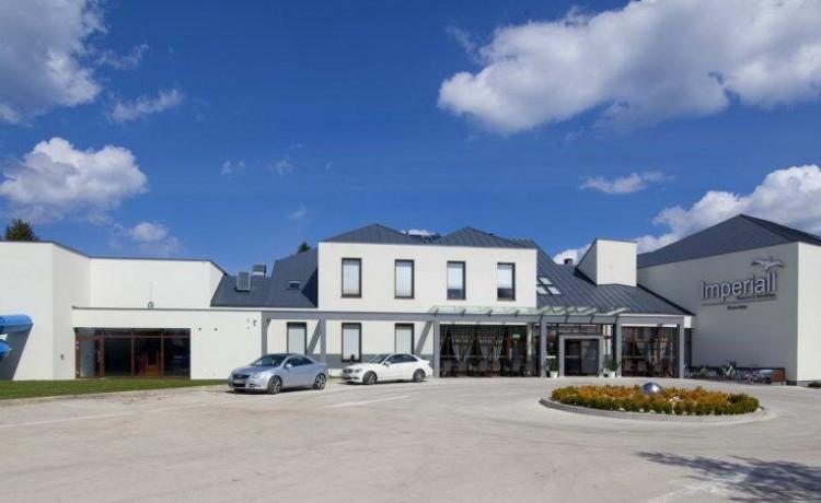 Obiekt szkoleniowo-wypoczynkowy Imperiall Resort & MediSpa / 1