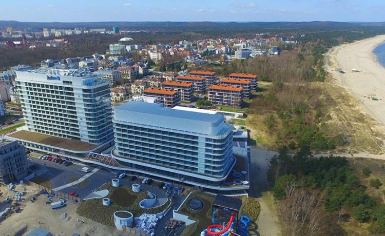 Obiekt w budowie Hilton Świnoujście Resort & Spa / 0