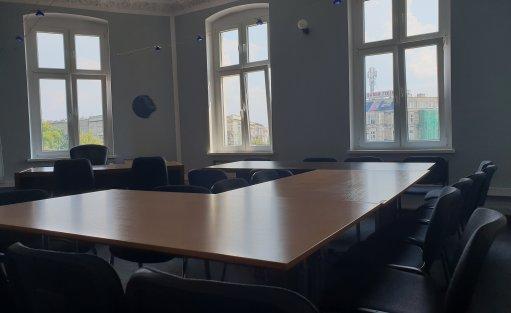 Sala konferencyjna Biuro Organizacji Pozarządowych / 1