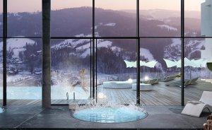 Crystal Mountain Resort Obiekt w budowie / 0