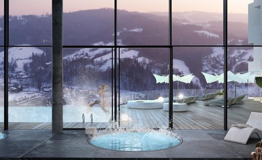 Obiekt w budowie Crystal Mountain Resort / 10