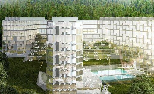 Obiekt w budowie Crystal Mountain Resort / 11