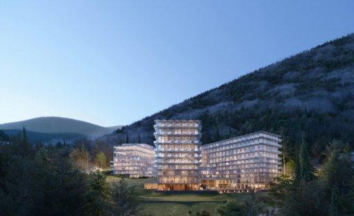 Obiekt w budowie Crystal Mountain Resort / 4