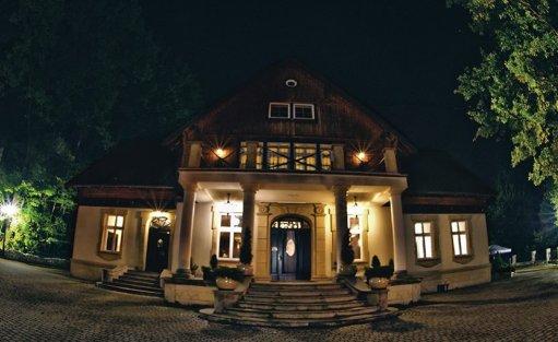 Restauracja Leśniczówka
