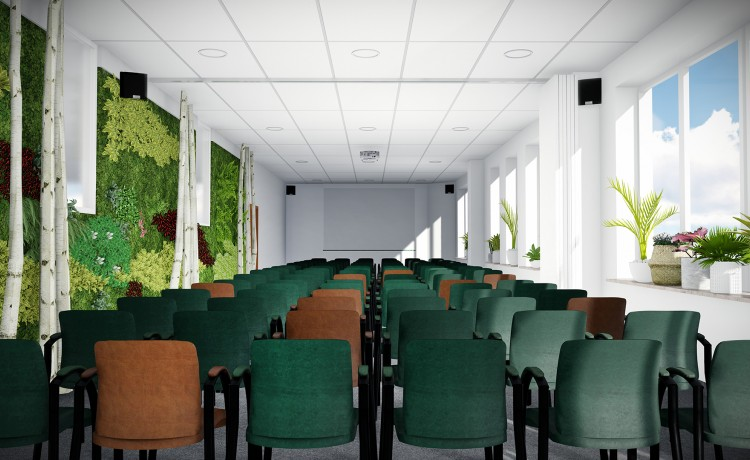 Centrum szkoleniowo-konferencyjne GREEN BUSINESS CENTER / 1