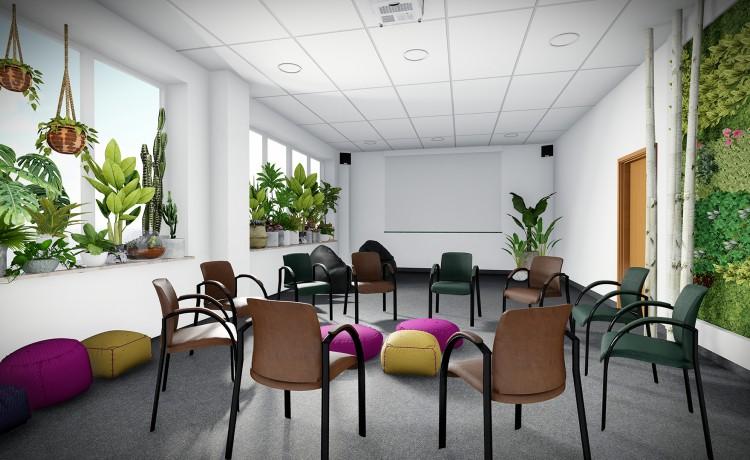 Centrum szkoleniowo-konferencyjne GREEN BUSINESS CENTER / 2