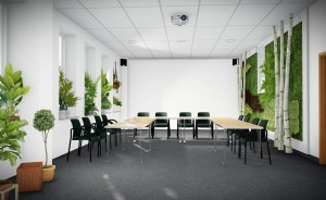 GREEN BUSINESS CENTER Centrum szkoleniowo-konferencyjne / 3