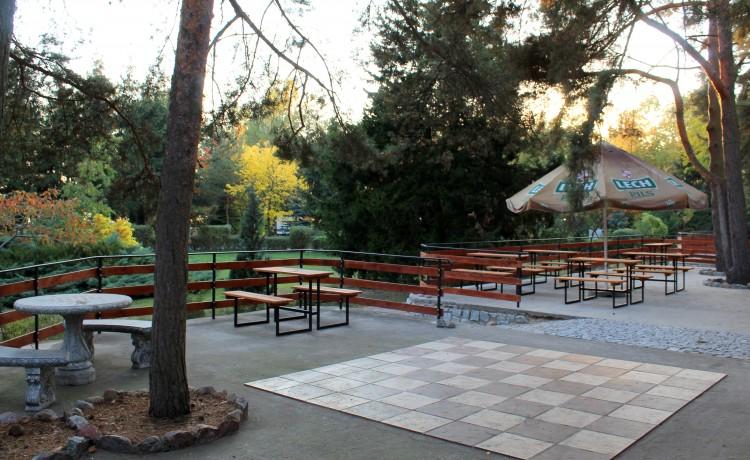 Ośrodek szkoleniowo- wypoczynkowy Centrum Wypoczynkowo - Konferencyjne Trzy Jeziora / 33