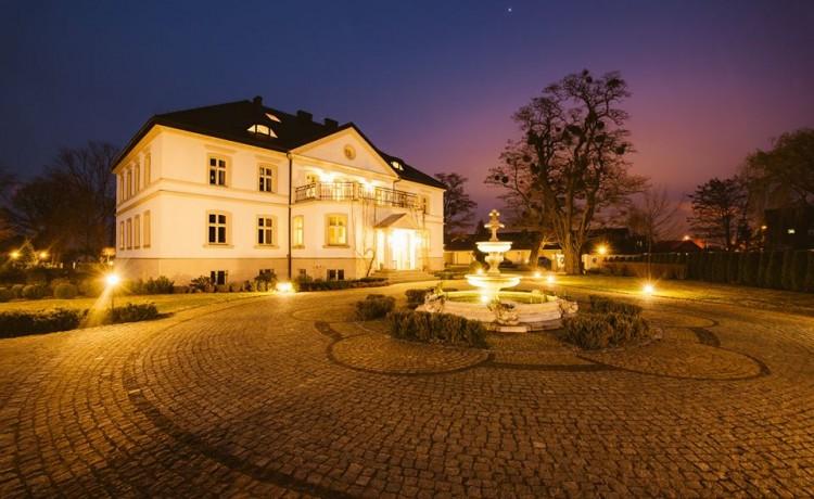 Pałac Lenartowice