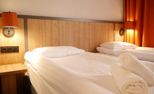 Hotel *** Hotel Węgierki & Restauracja Szaffran / 8