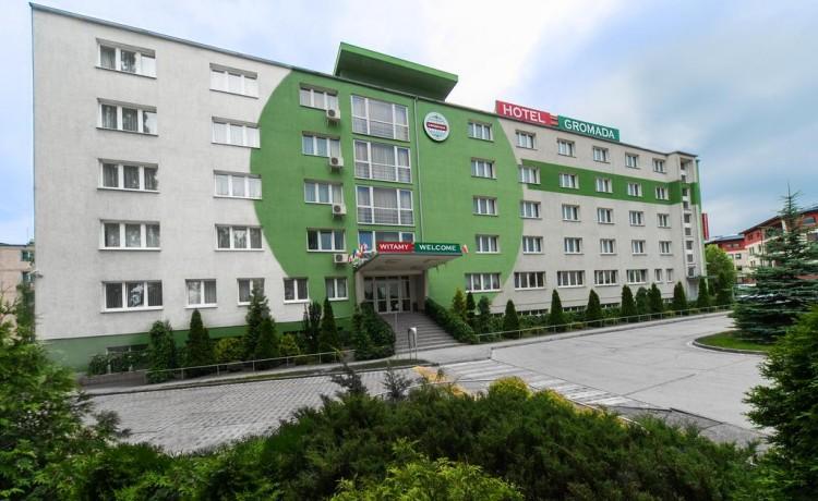 Hotel *** Hotel Gromada Poznań *** / 0