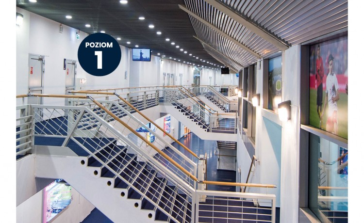 Hala sportowa/stadion Stadion Śląski / 1