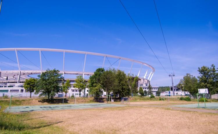 Hala sportowa/stadion Stadion Śląski / 35