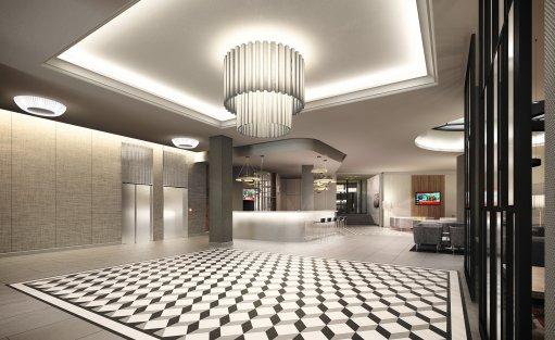 Hotel *** Hampton by Hilton Poznań Old Town  / 1