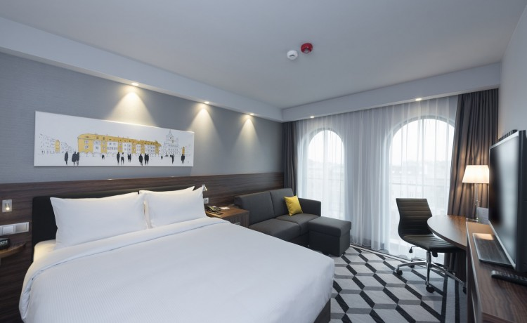 Hotel *** Hampton by Hilton Poznań Old Town  / 22