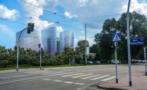 Obiekt w budowie Global Office Park / 0