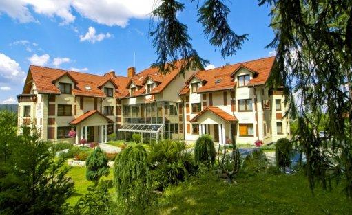 Malachit Medical Spa Hotel ***