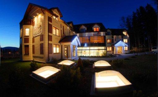 Hotel *** Malachit Medical Spa Hotel *** / 0