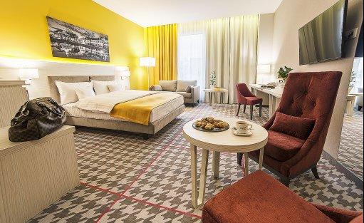 Hotel **** Hotel Metropolitan **** / 0