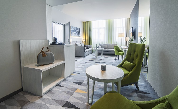 Hotel **** Hotel Metropolitan **** / 6