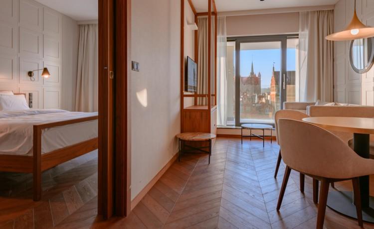 Hotel **** Radisson Hotel & Suites Gdańsk / 8