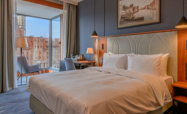 Hotel **** Radisson Hotel & Suites Gdańsk / 6
